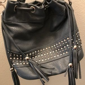 Bucket Style Purse or Cross Body or Shoulder